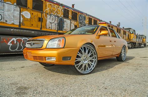 Cadillac On Rims by Cadillac On 24 Inch Rims Upcomingcarshq
