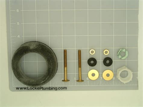 Toilet Tank 4037 by American Standard Tank To Bowl Coupling Kit With Small