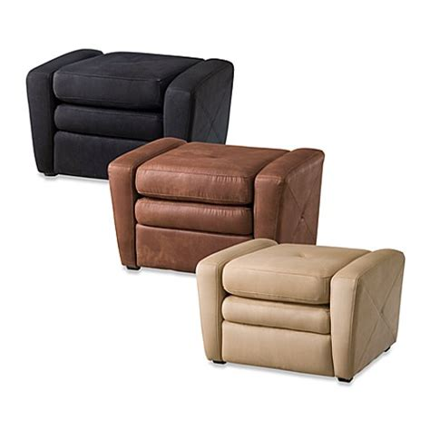 Home Style Gaming Chair by Home Styles Microfiber Gaming Chair Ottoman Bed Bath