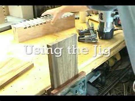 mcls woodworking dovetail jig doovi