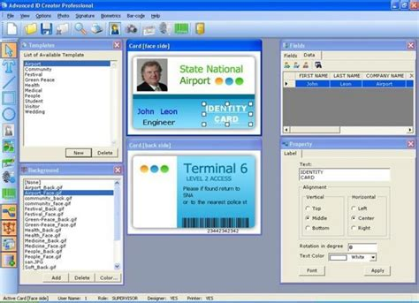 free card software advanced id creator professional 10 5 build 276