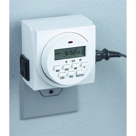 electrical timer digital timer
