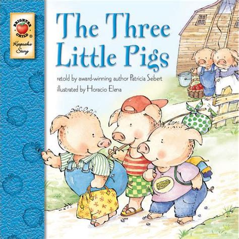 the three pigs picture book quot three pigs grades pk 3 quot by