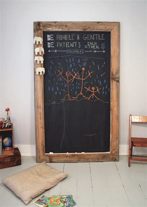 diy chalkboard print diy chalkboard 187 the merrythought