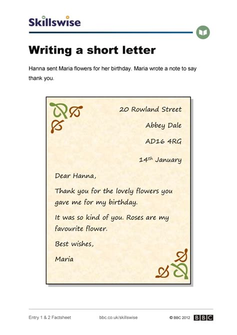 March Madness Standing by Short Thank You Letter