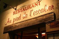 restaurant quot au pied de l escalier quot clisson