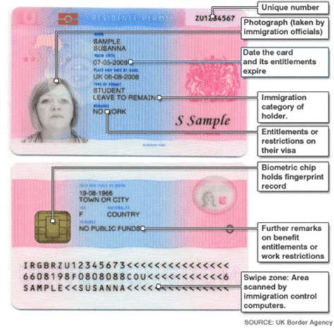 how to make identity card britain will make foreigners carry rfid identity cards and