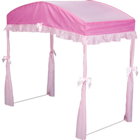 canopy bed for toddler delta toddler bed canopy choose your color walmart