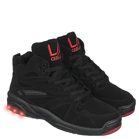 la lights l a gear la lights s black athletic lifestyle sneaker