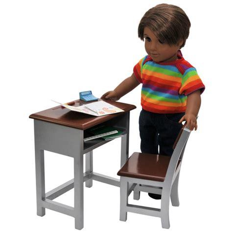 18 inch doll desk 18 inch doll furniture modern school desk accessories