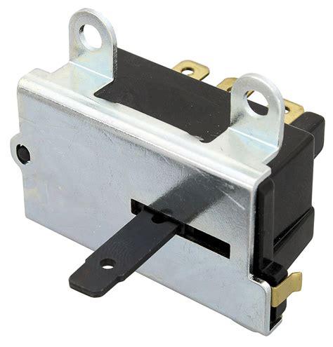m h 1967 cutlass wiper switch assembly 2 speed w washer opgi com 1970 72 cutlass 442 wiper switch assembly 2 speed opgi com