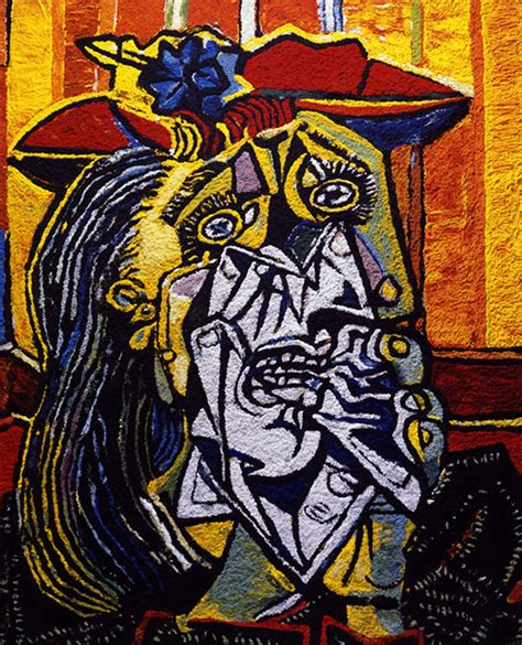 picasso paintings the weeping the weeping brightedge s weblog
