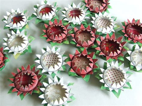 toilet paper roll flowers craft tutorial toilet roll flower brooch and ornament michele