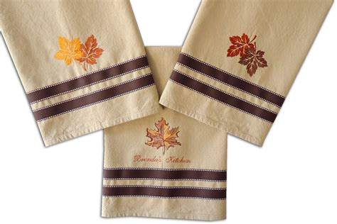 kitchen towel designs kitchen towel embroidery designs peenmedia