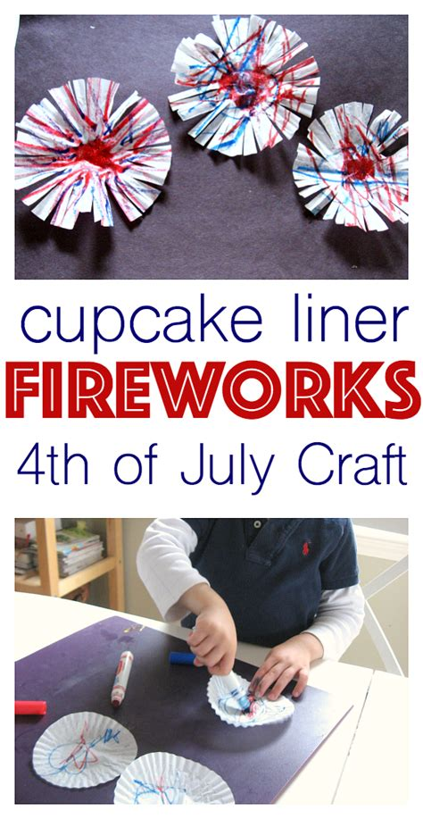 fourth of july crafts for fireworks craft 4th of july craft no time for flash cards