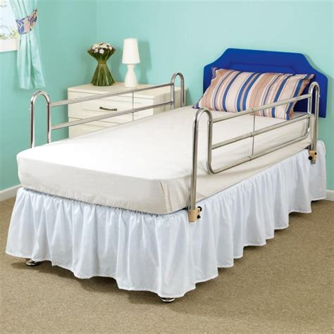 safety rails for bed bed safety rails cot sides for divan bed