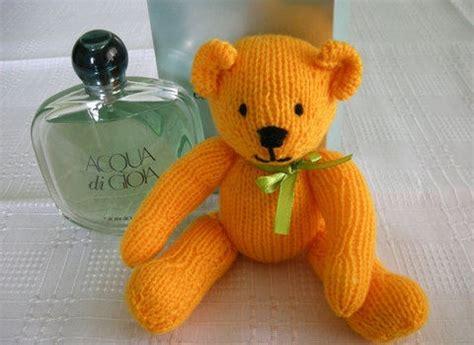 tiny teddy knitting patterns 53 best ideas about miniature teddy bears on