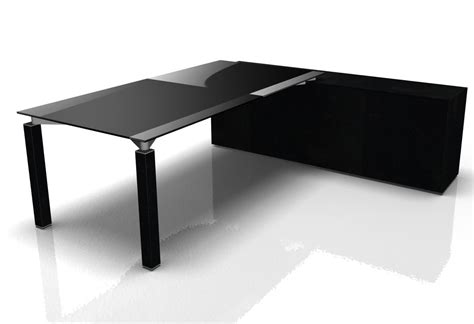 glass office furniture office modern office furniture with glass office desk and