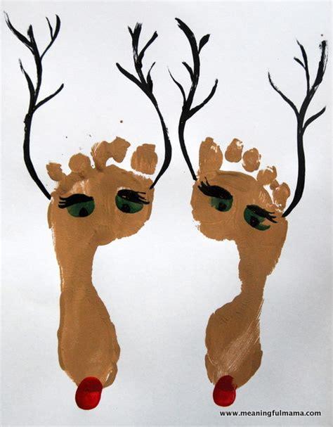 reindeer craft for reindeer craft and activities