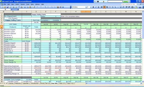 excel spreadsheet templates free download advanced excel