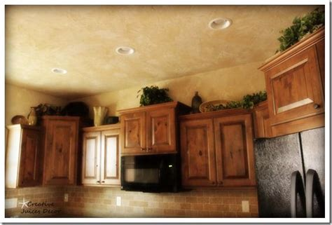 ideas for decorating top of kitchen cabinets decorating ideas for top of kitchen cabinets house furniture