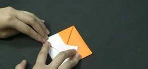 origami fox puppet how to fold an easy fox out of origami for beginners 171 origami