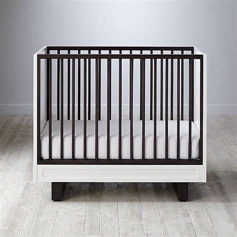 crib and mattress set elevate mini crib mattress set the land of nod