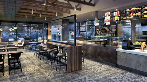 new interior design concepts taco bell to test 4 new restaurant design concepts in