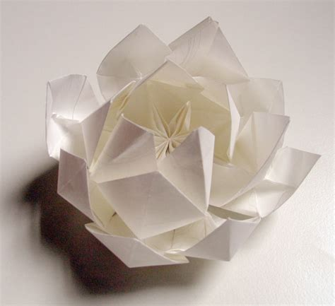 origami lotus blossom flower lotus origami 171 embroidery origami