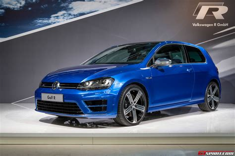 official 2015 volkswagen golf r 2015 volkswagen golf r official unveil gallery gtspirit