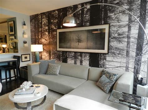 living room wall murals living room wallpaper murals 2291 home and garden photo