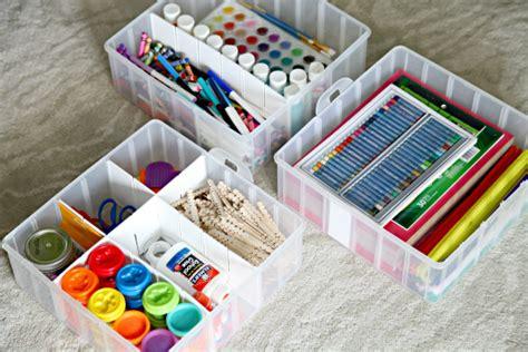 and crafts organizer iheart organizing our secret craft storage