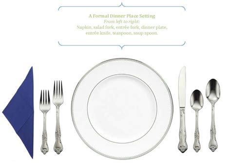 fancy place setting 15 minute planner