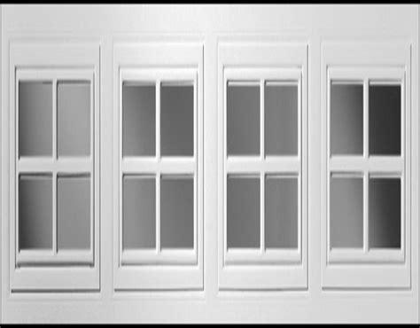 Garage Door Plastic Window Inserts Garage Door Plastic Window Inserts Replacements Wageuzi