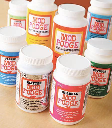 how to decoupage with mod podge mod podge now at jacksons jackson s