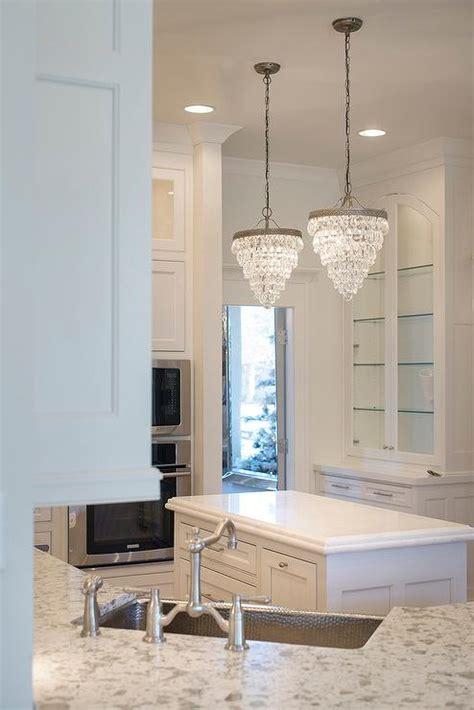 chandelier kitchen small kitchen island with clarissa drop small
