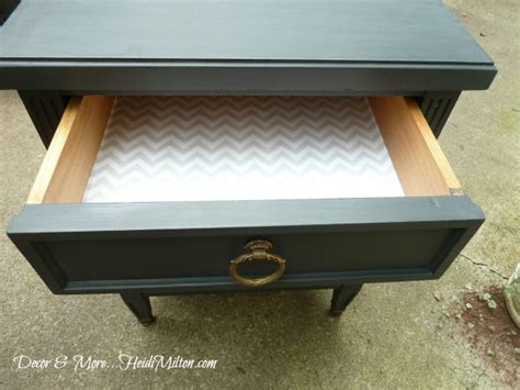 diy graphite chalk paint diy sloan graphite furniture makeovers hometalk
