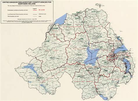 northern ireland cain maps maps of ireland and northern ireland
