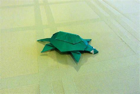 origami turtle origami turtle by kazikasaurus on deviantart