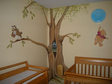 baby wall mural winnie the pooh baby nursery mural welcome to my flickr