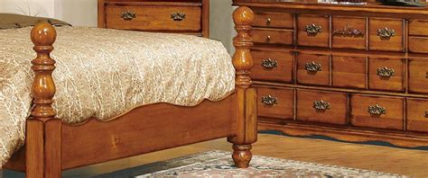 honey pine bedroom furniture coventry 6 bedroom suite in honey pine finish by