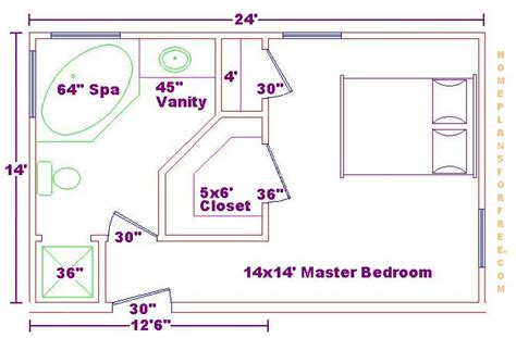 Master Bedroom Floor Plans With Bathroom foundation dezin amp decor bathroom plans amp views