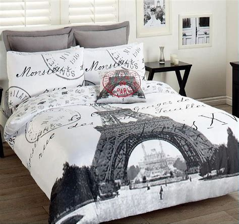 eiffel tower comforter sets eiffel tower comforter set 3pcs bed