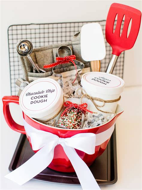 unique cooking gifts culinary gift basket ideas diy
