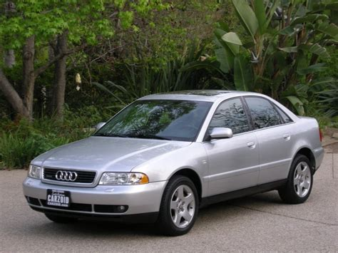 1999 Audi A4 Review by 1999 Audi A4 Overview Cargurus