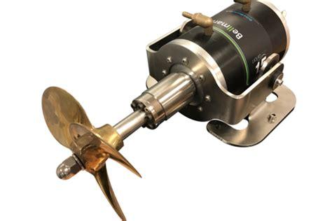 Electric Inboard Motor by Electric Inboard Boat Motor Bellmarine Motors Eco