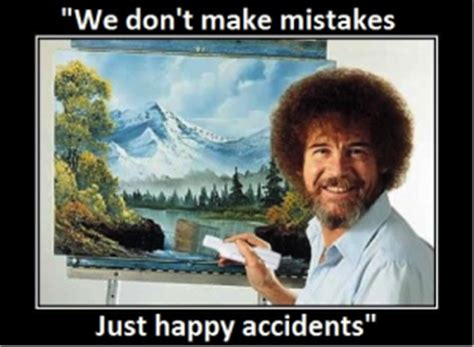 bob ross the happy painter what painter bob ross can teach us about blogging