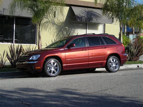 2007 Chrysler Pacifica Limited by Drive 2007 Chrysler Pacifica Limited Fwd