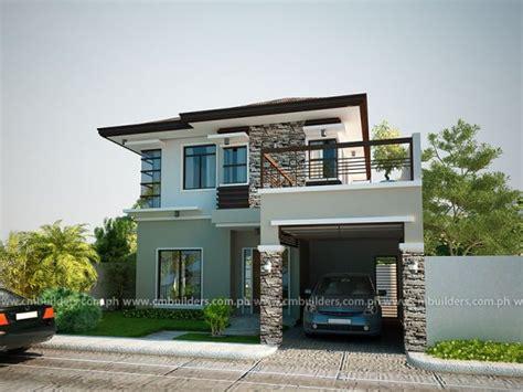house paint colors exterior philippines modern zen house design cm builders