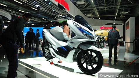 Pcx 2018 Imagens by Auto Expo 2018 Honda Pcx Electric Concept Showcased